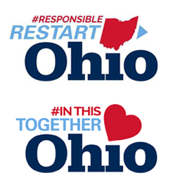 Responsive Restart Logo and In This Together Logo